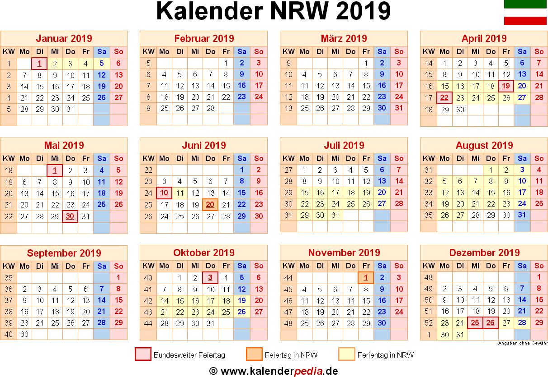 Feiertage deutschland 2019 nrw
