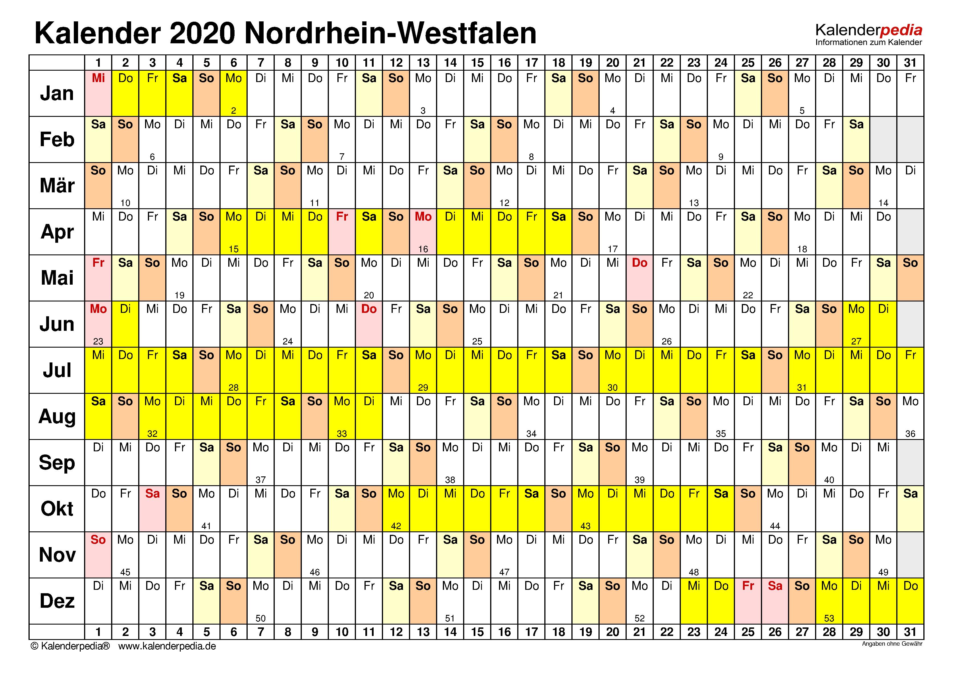 Ferien 2020 In Deutschland Nach Bundeslander