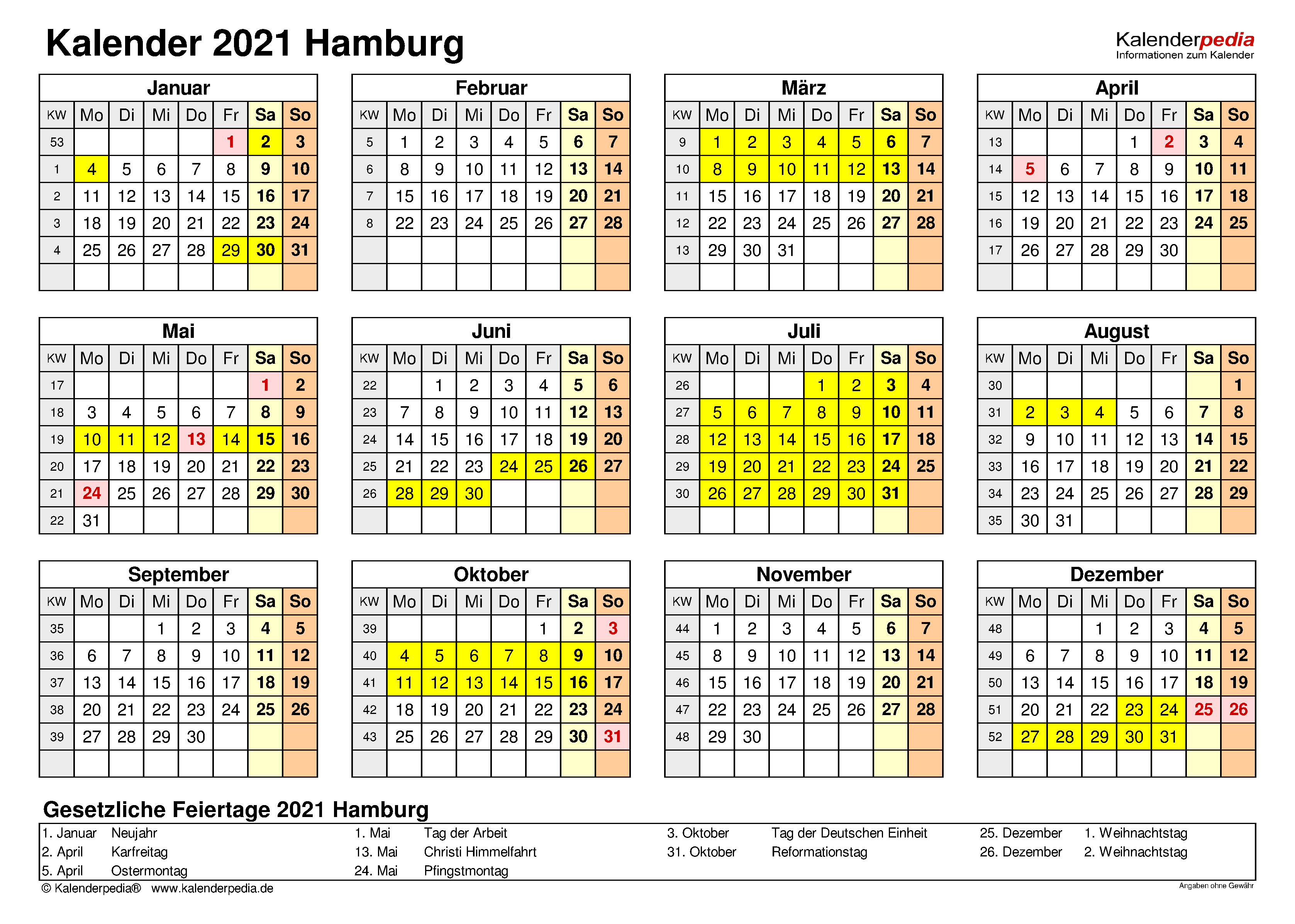 Pfingsten In Hamburg 2021