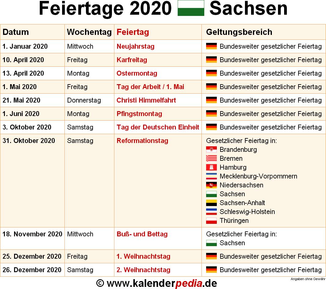 Karfreitag Sachsen