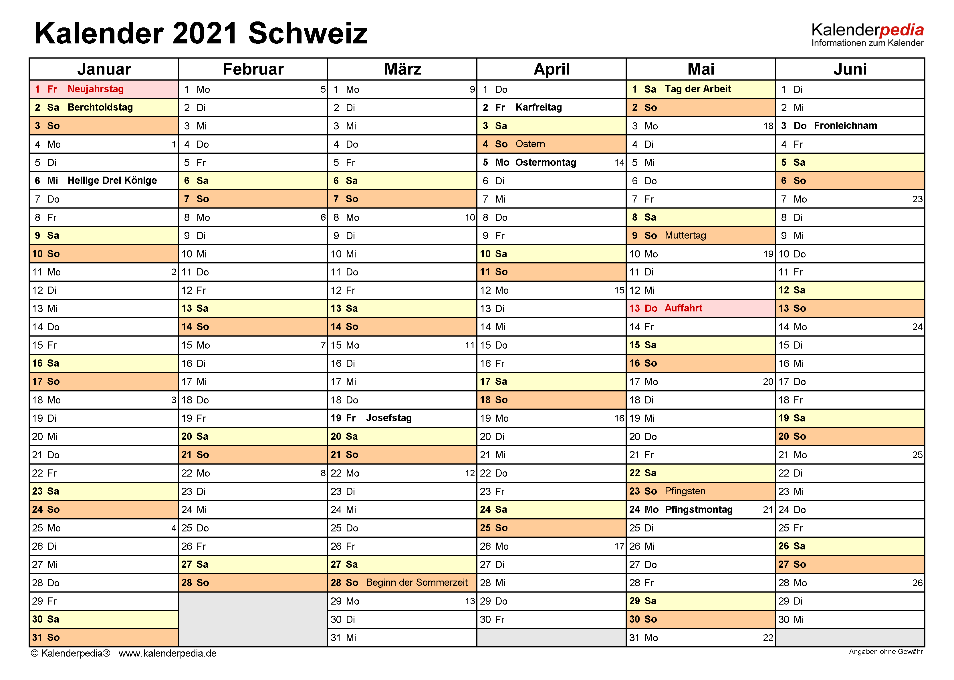 Kalneder 2021