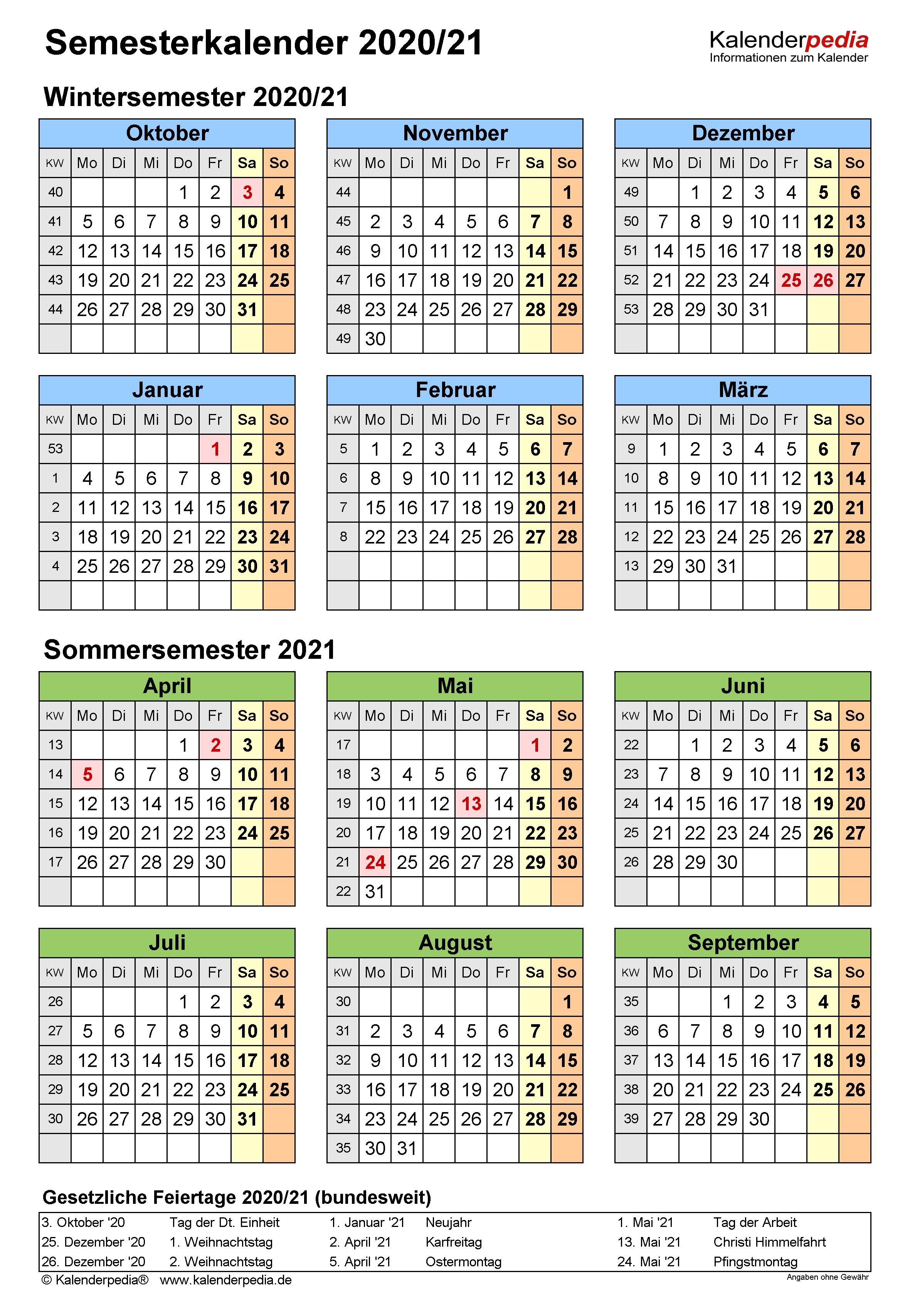 Wintersemester 2021