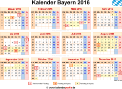 kalender 2016 bayern ferien feiertage word vorlagen. Black Bedroom Furniture Sets. Home Design Ideas