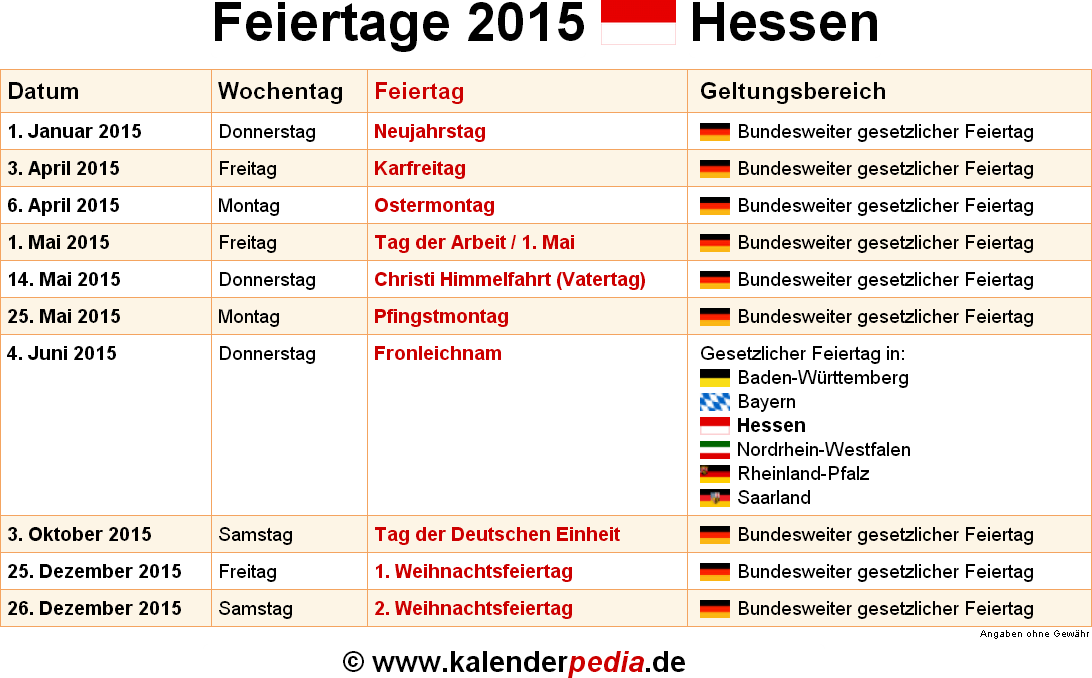 Hessen Heute Feiertag