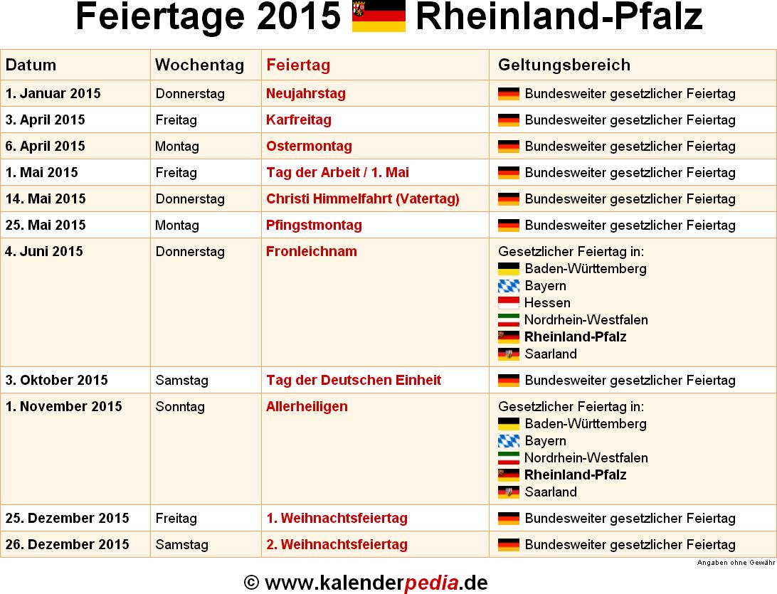 Allerheiligen Rheinland Pfalz