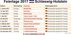 Allerheiligen Schleswig Holstein