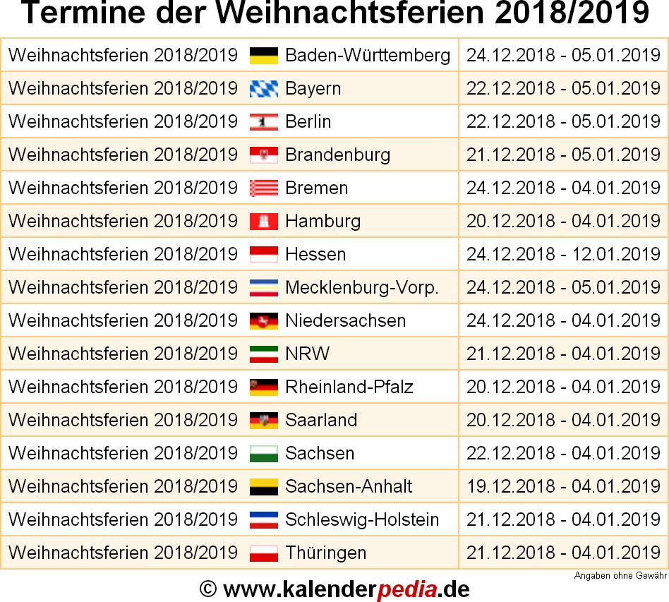 Weihnachtsferien Berlin 2021/19