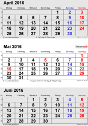 Kalender 2016 Danmark Related Keywords & Suggestions - Kalender 2016 ...