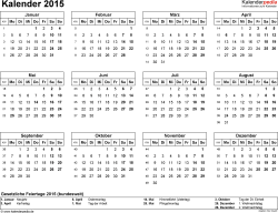"Search Results for ""Quartalskalender 2015 Pdf Quer"" – Calendar ..."